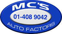 MCS Auto Factors Logo